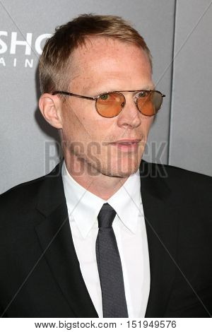 LOS ANGELES - OCT 13:  Paul Bettany at the