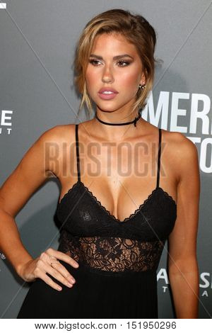 LOS ANGELES - OCT 13:  Kara Del Toro at the