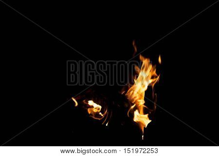 texture fire. The concept texture and background