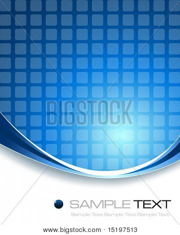 3d background composition - vector illustration