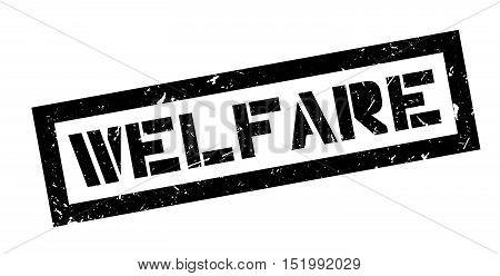 Welfare Rubber Stamp