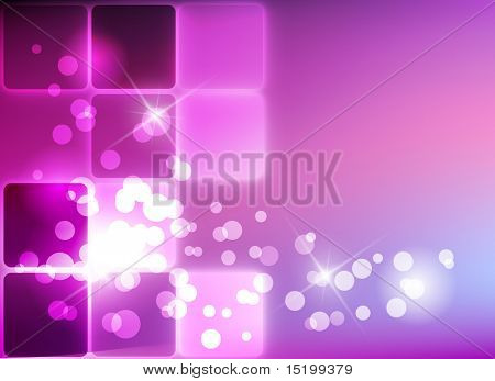 Purple elegant background