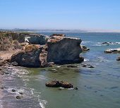 Haystack Formation At Shell Beach