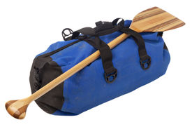 image of mud pack  - paddling trip or vacation concept  - JPG