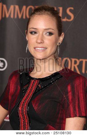 LOS ANGELES - NOV 7:  Kristin Cavallari  arrives at the
