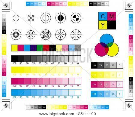 CMYK Press Marks
