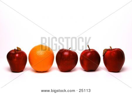 Apples & Orange