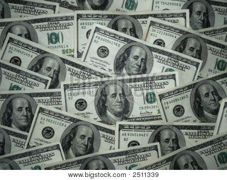 Dollars Backgr