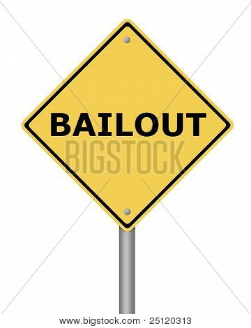 Warning Sign Bailout