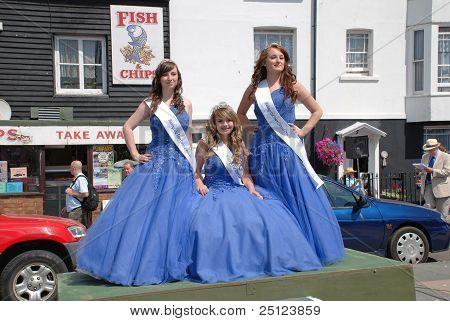 Carnival Queen, Hastings