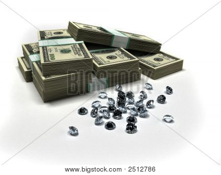 Dollars And Diamonds