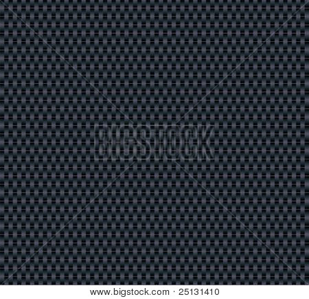 Vector carbon fiber seamless background.