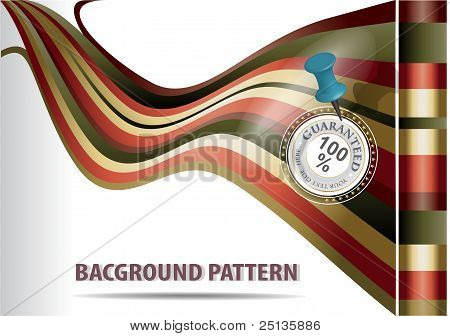 Background abstract flag