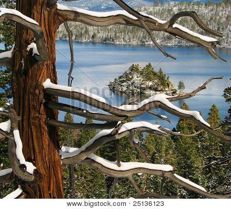 Emerald Bay At Lake Tahoe