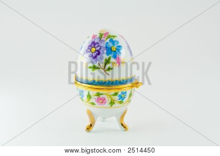 Modern Egg A Casket From Porcelain Made In China