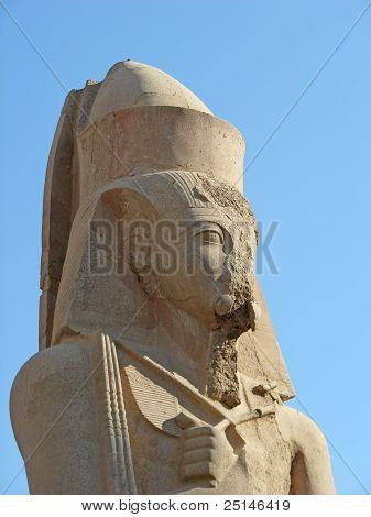 Ramses at Karnak