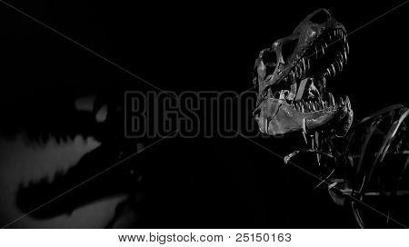 Giant Tarbosaurus