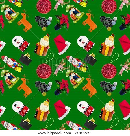 Christhmas Seamless Pattern