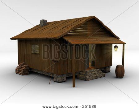 Cabin Cozy Ii
