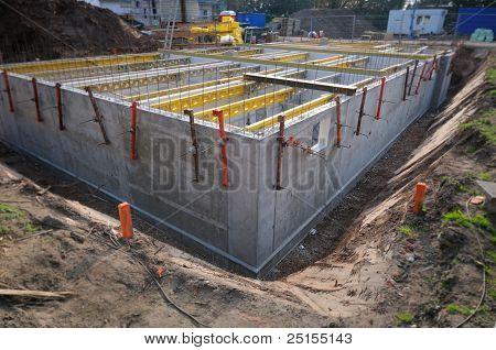 Cellar construction