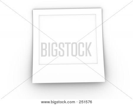 3d Photo Blank