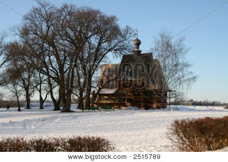 Russian Golden Ring Suzdal
