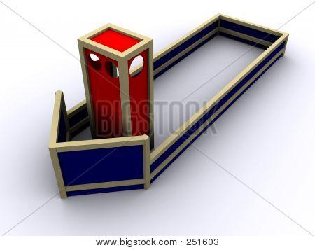 3d Playboat