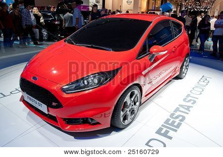 Ford Fiesta St 1.6 Ecoboost