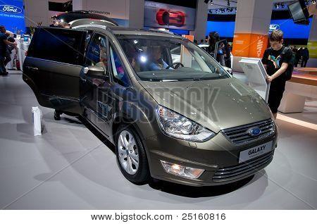 Ford Galaxy Titanium 2.0 Tdci