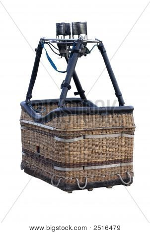 Hot Air Balloon Basket