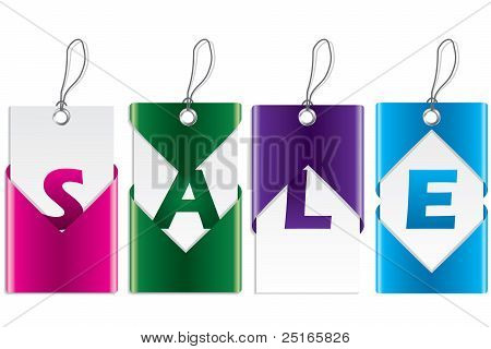 Shopping Label Designs