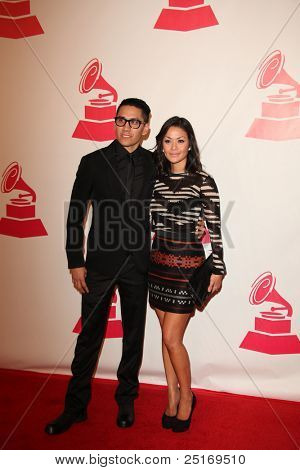LOS ANGELES - NOV 9:  Taboo; Jaymie Dizon arrives at the 2011 Latin Recording Academy's Person of the Year honoring Shakira at Mandalay Bay Resort & Casino on November 9, 2011 in Las Vegas, NV