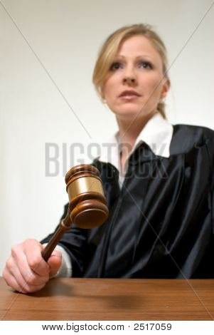 Female Judge