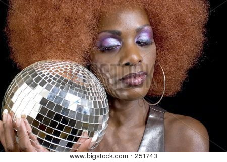 Disco Diva 2 (eyes Closed)