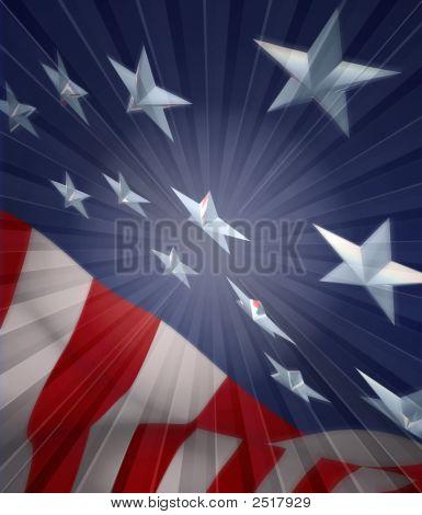 Flagburst