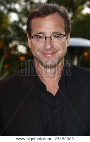LOS ANGELES - JUNE 16: Bob Saget at the premiere of 'Entourage' held at Paramount Studios on June 16, 2010 in Los Angeles, California