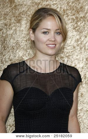 LOS ANGELES - JUNE 16: Erika Christensen at the premiere of 'Entourage' held at Paramount Studios on June 16, 2010 in Los Angeles, California