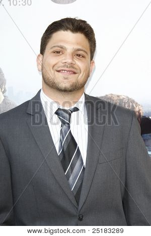 LOS ANGELES - JUNE 16: Jerry Ferrara at the premiere of 'Entourage' held at Paramount Studios on June 16, 2010 in Los Angeles, California