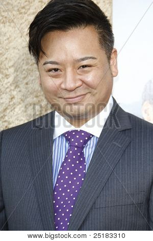 LOS ANGELES - JUNE 16: Rex Lee at the premiere of 'Entourage' held at Paramount Studios on June 16, 2010 in Los Angeles, California