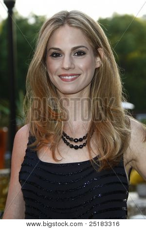 LOS ANGELES - JUNE 16: Kelly Kruger at the premiere of 'Entourage' held at Paramount Studios on June 16, 2010 in Los Angeles, California
