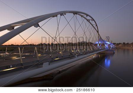 Tempe Pedestrian Bridge