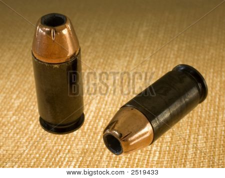Hollowpoint Bullets
