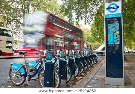 Public bicycles