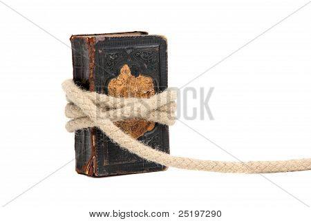 Captured Old Book