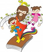 pic of pop up book  - Happy Christian - JPG