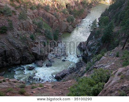 Upper Animas River - Colorado