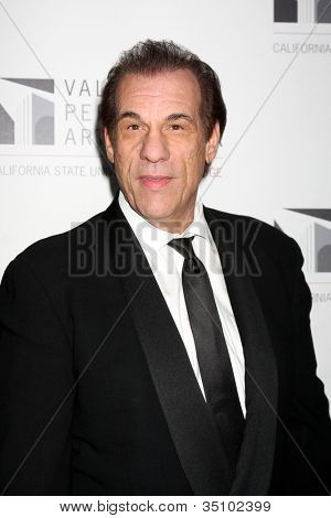 LOS ANGELES - JAN 29:  Robert Davi arrives at the Valley Performing Arts Center Opening Gala at California State University, Northridge on January 29, 2011 in Northridge, CA