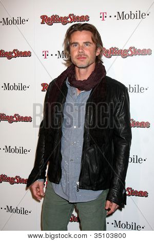 LOS ANGELES - FEB 26:  Sam Trammell arrives at the Rolling Stone Pre-Oscar Bash 2011 at W Hotel on February 26, 2011 in Hollywood, CA