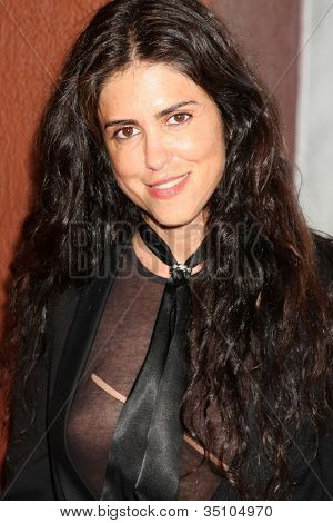 LOS ANGELES - SEP 6:  Francesca Gregorini arriving at the