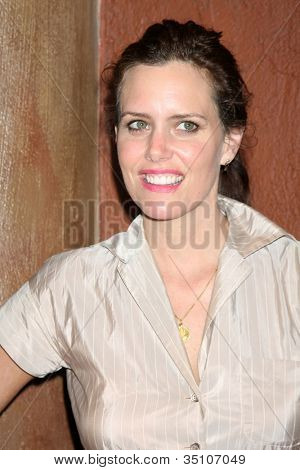 LOS ANGELES - SEP 6:  Ione Skye arriving at the